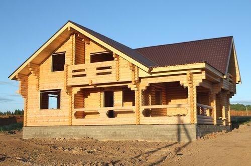 Выбираем брус для строительства дома