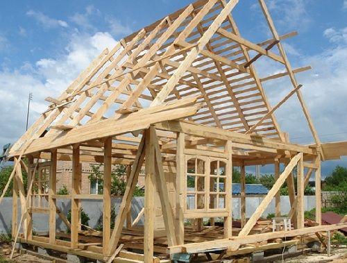 Как Построить Крышу Своими Руками Пошаговая Инструкция С Видео - фото 6